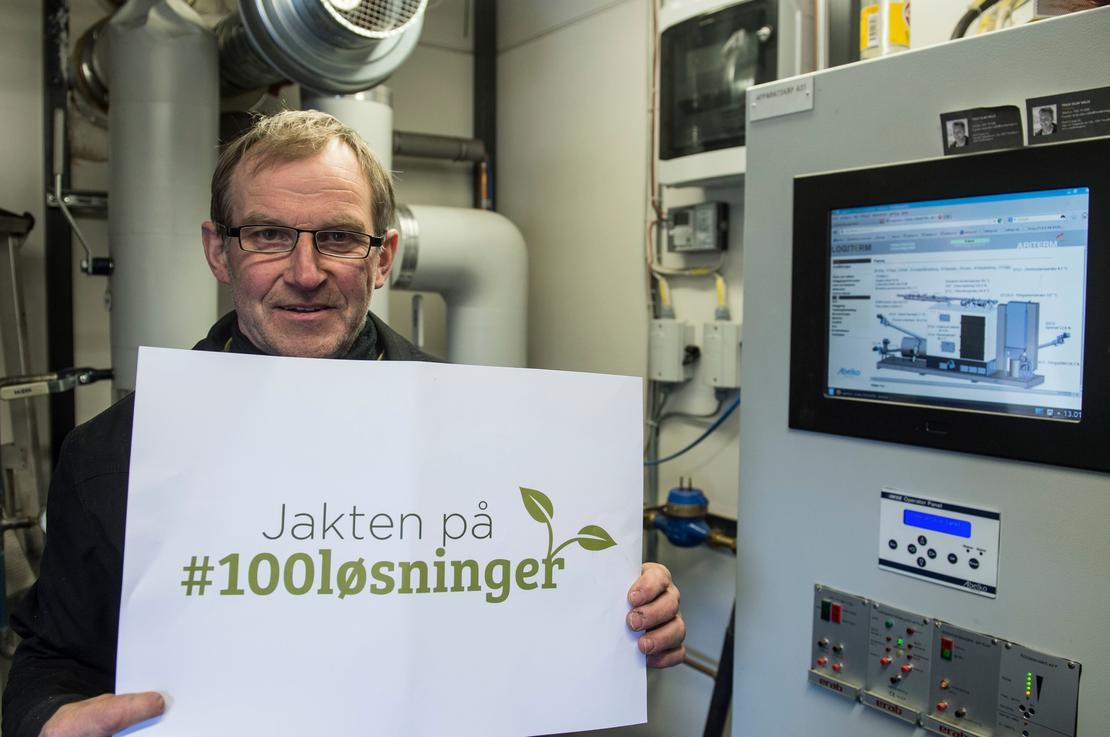 Jan Egil Tillereggen, Klæbu Bioenergi AS
