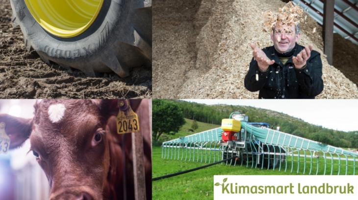 Frokostmøte om Klimasmart Landbruk