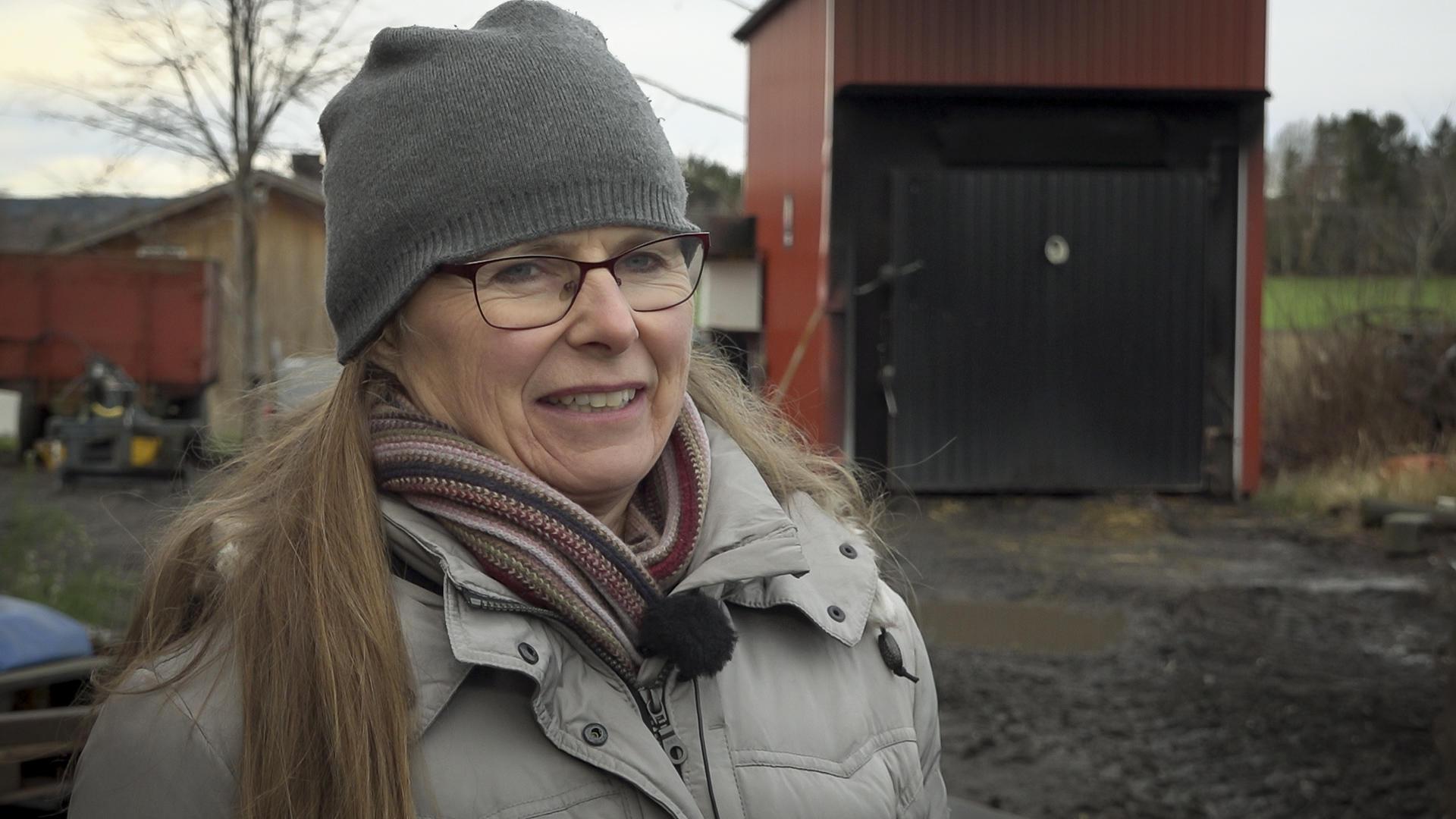 Charlotte Forsberg, prosjektleder Klima Østfold